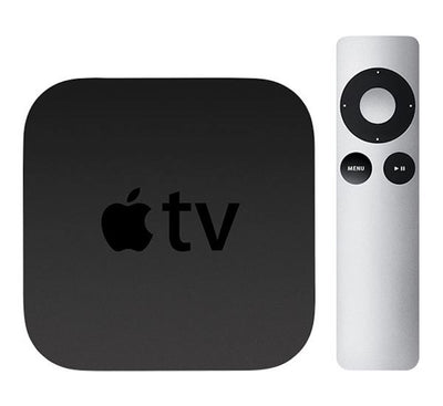 Apple TV 2nd Gen MC572LL/A (B)