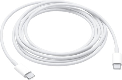 Apple USB-C to USB-C  2M 6ft Charge Cable White