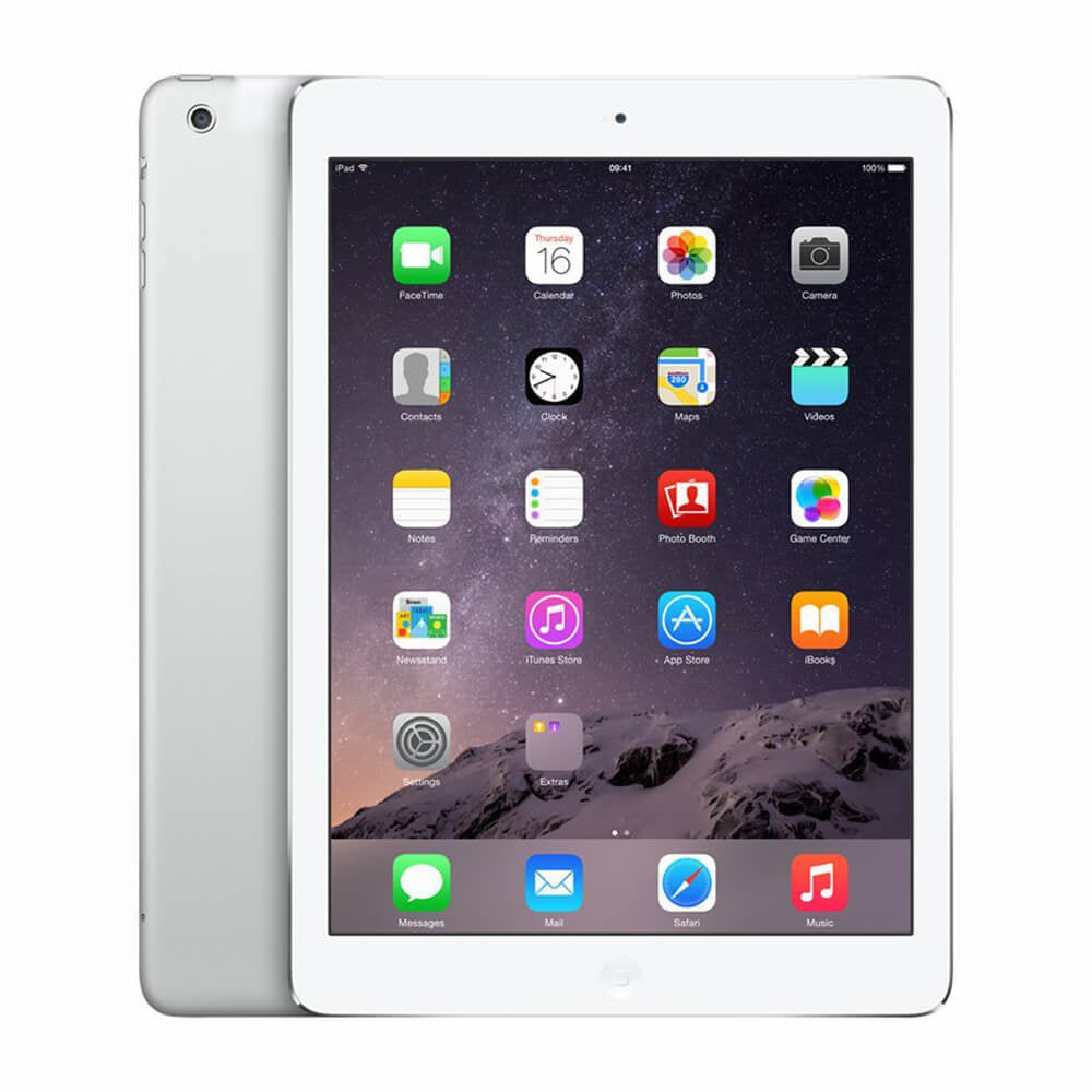 iPad Air 3rd Generation 256GB White/Silver Wi-Fi MUUR2LL/A (A)