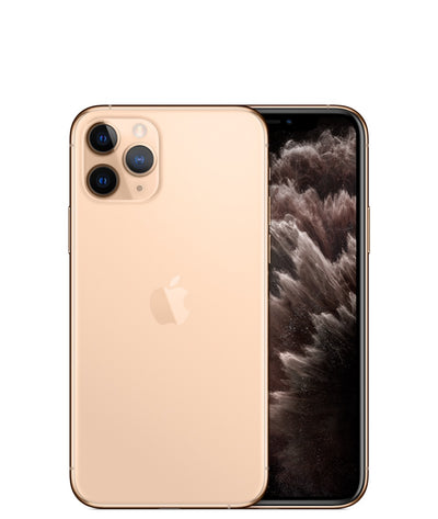 iPhone 11 Pro 256GB Gold AT&T MW9J2LL/A (A)