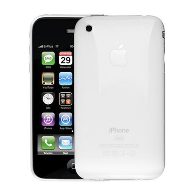 iPhone 3GS 32GB White T-Mobile/GSM MB718LL/A (B)