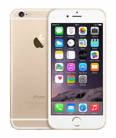 iPhone 6 16GB Gold ATT Model MG4Q2LL/A (B)