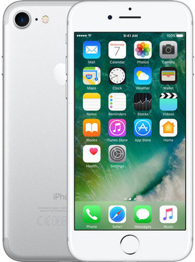 iPhone 7 256GB SIlver Sprint/CDMA MNC92LL/A (A)