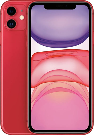 iPhone 11 64GB Red Verizon MWKP2LL/A (B)