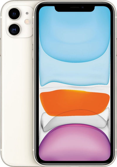 iPhone 11 128GB White AT&T MWJ12LL/A (C)