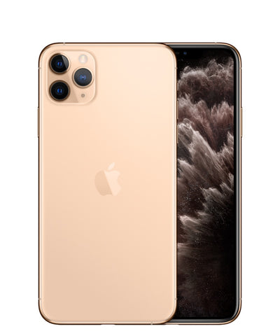 iPhone 11 Pro Max 256GB Gold Verizon MWGM2LL/A (C)