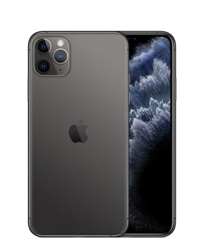 iPhone 11 Pro Max 64GB Space Gray AT&T MWF92LL/A (C)