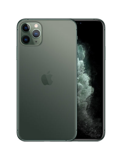 iPhone 11 Pro 256GB Midnight Green Unlocked MWCQ2LL/A (C)