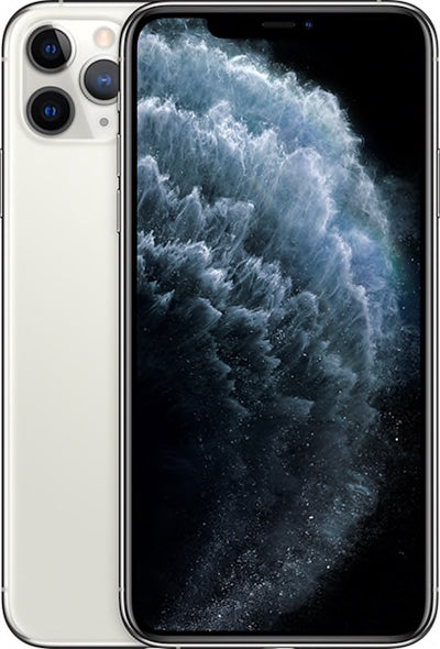 iPhone 11 Pro 256GB Silver Sprint MWAD2LL/A (B)