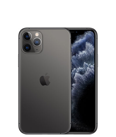iPhone 11 Pro 64GB Space Gray Unlocked MWCH2LL/A (B)