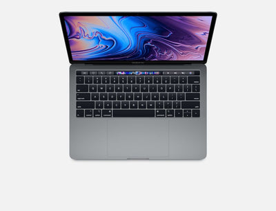 Macbook Pro Retina 13 inch 1.7Ghz Intel i7 128GB Touch/2019 BTO/CTO (C)