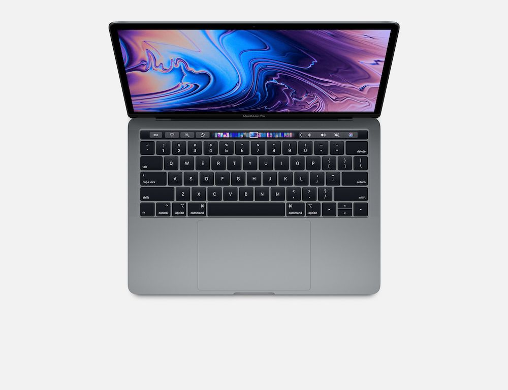 MacBook Pro Retina 13 inch 2.8Ghz Coffee Lake Six Core Intel i7 256GB Touch/Mid 2019 BTO/CTO (B)