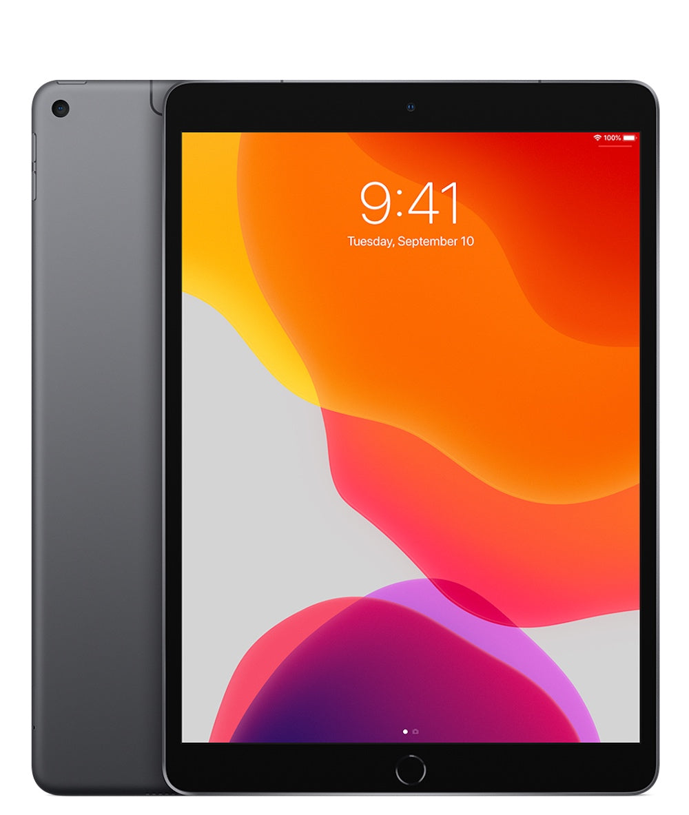iPad Air 3rd Generation 64GB Space Gray Wi-Fi MUUJ2LL/A (A)