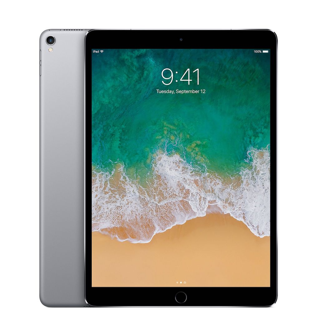 iPad Pro 10.5 inch 64GB Space Gray Wifi MQDT2LL/A (B)