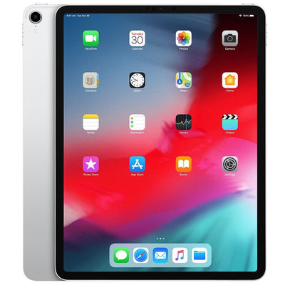 iPad Pro 12.9 inch 3rd Generation 64GB White/Silver WiFi + Cellular MTHU2LL/A (C)
