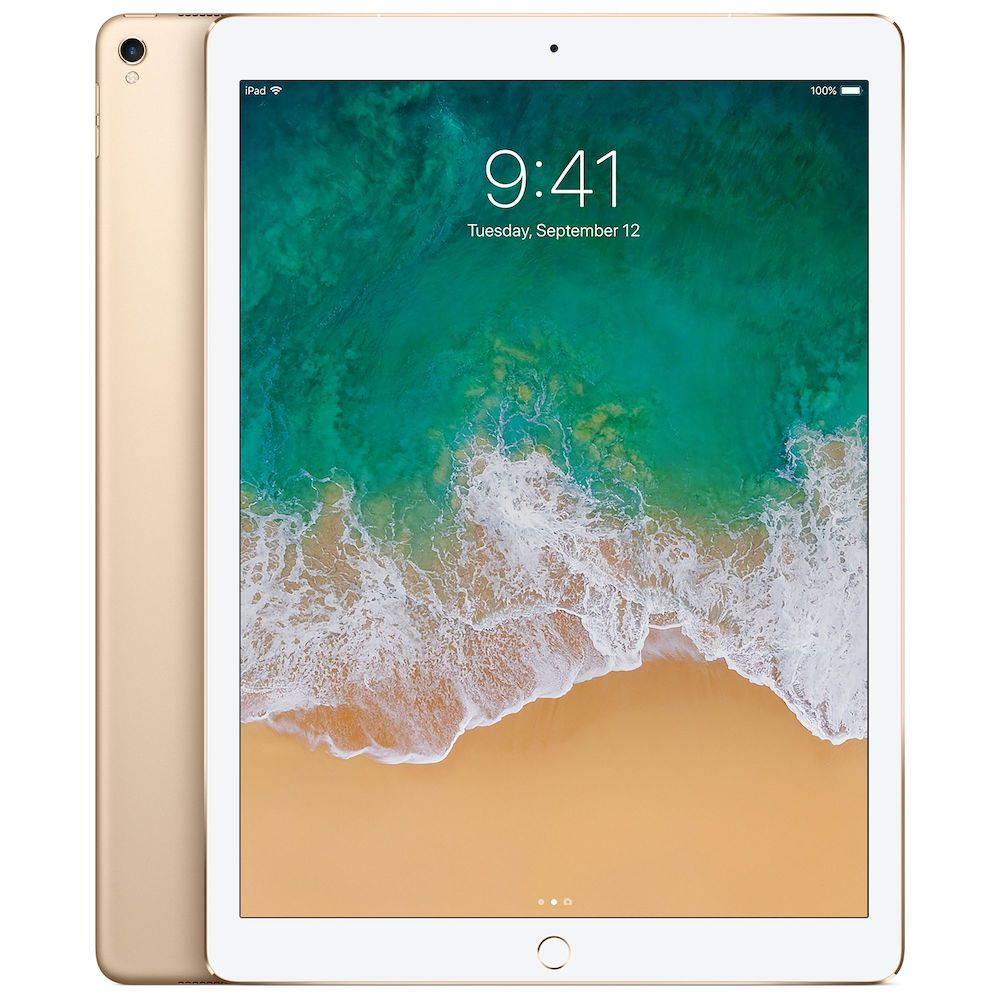 iPad Pro 9.7 inch 32GB White/Gold Wifi MLMQ2LL/A (B)