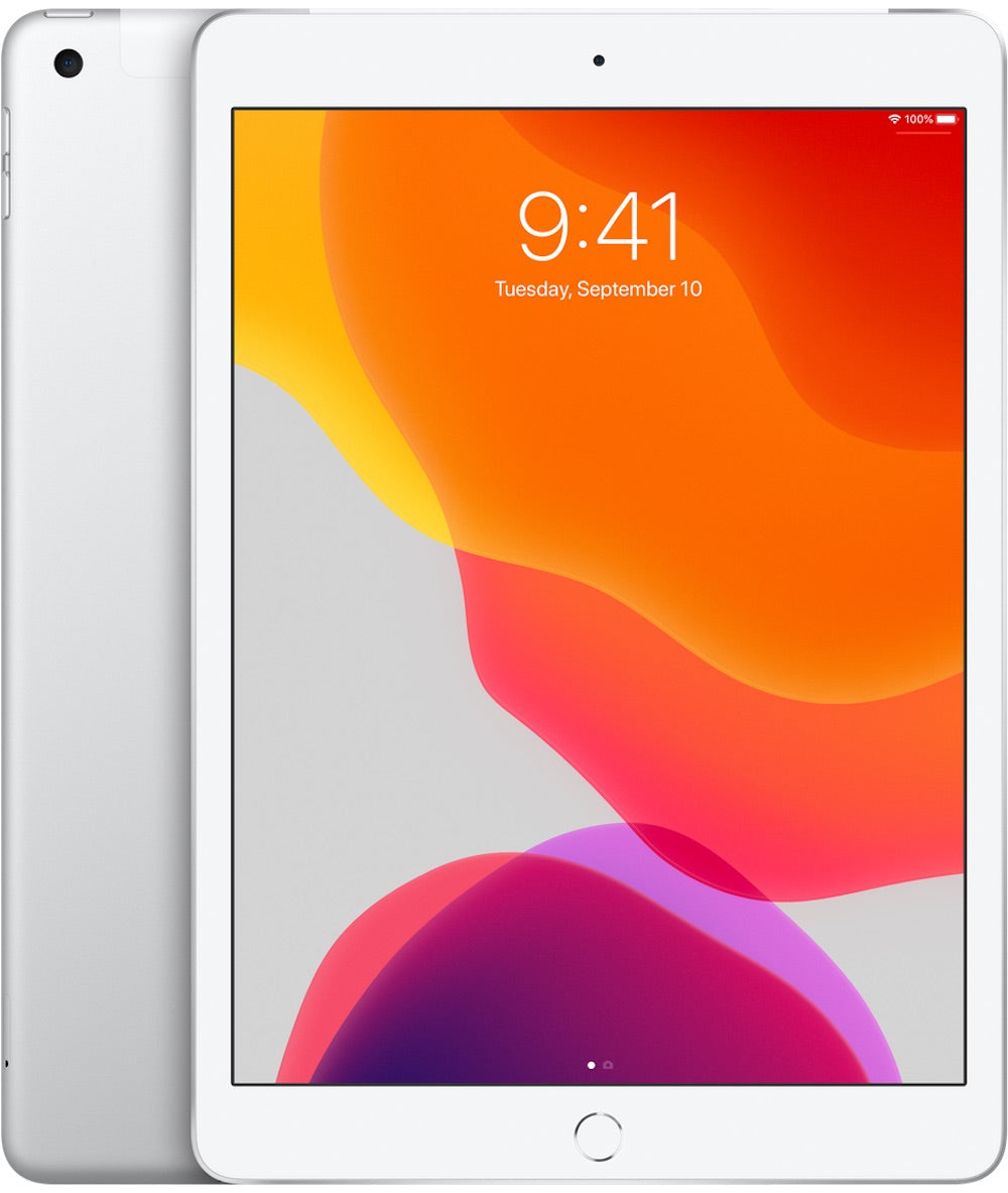 iPad 9.7 inch 5th Gen 32GB White/Silver Wifi MP2G2LL/A (B)