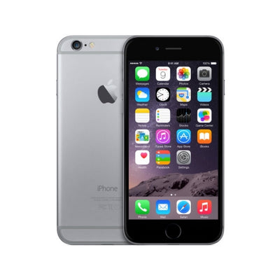 iPhone 6 64GB Space Gray Sprint/CDMA MG6G2LL/A (B)