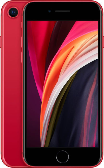 iPhone SE 2 64GB Red T-Mobile MX9F2LL/A (B)