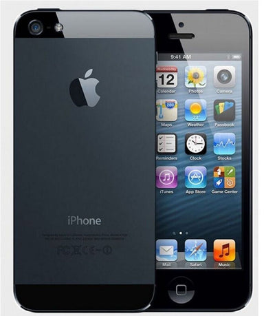 iPhone 5 64GB Black & Slate Unlocked MD642LL/A (C)