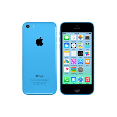 iPhone 5C 32GB Blue Unlocked(Included T-Mobile Sim Card) MF146LL/A (B)