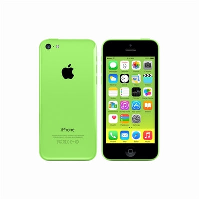 iPhone 5C 32GB Green Unlocked(Included T-Mobile Sim Card) MF147LL/A (A)
