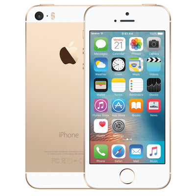 iPhone 5s 64GB Gold Unlocked ME304LL/A (C)
