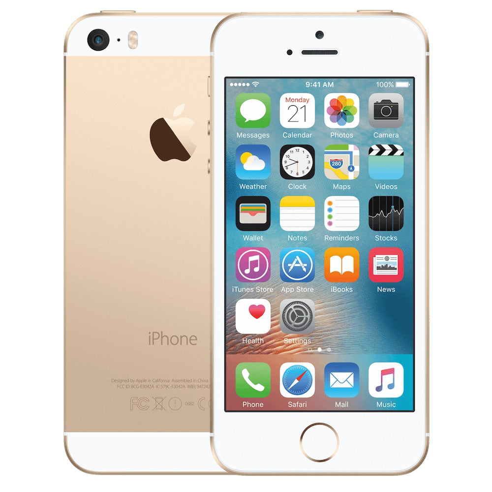 iPhone 5s 16GB Gold CDMA Sprint ME352LL/A (B)
