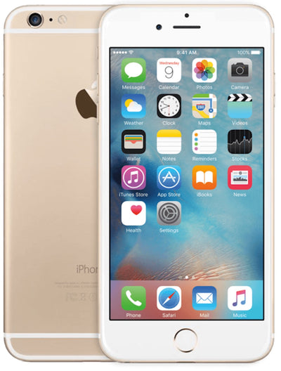 iPhone 6+ 128GB Gold T-Mobile/GSM MGC42LL/A (C)