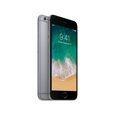 iPhone 6+ 64GB Space Gray Unlocked MGAH2LL/A (B)