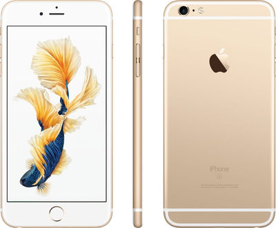 iPhone 6s 32GB Gold Unlocked Model MN1K2LL/A (A)