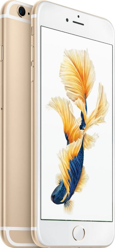 iPhone 6s+ 128GB Gold T-Mobile/GSM MKV12LL/A (A)