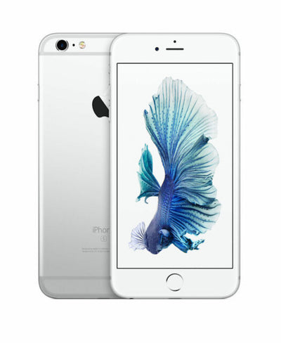 iPhone 6s+ 128GB Silver Sprint/CDMA MKW12LL/A (C)