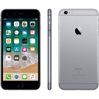 iPhone 6s 16GB Space Gray Unlocked MG472LL/A (B)