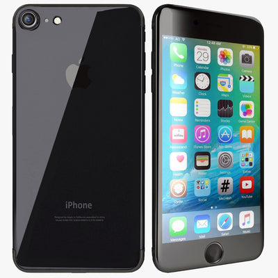 iPhone 7 256GB Black T-Mobile/GSM MNA62LL/A (A)