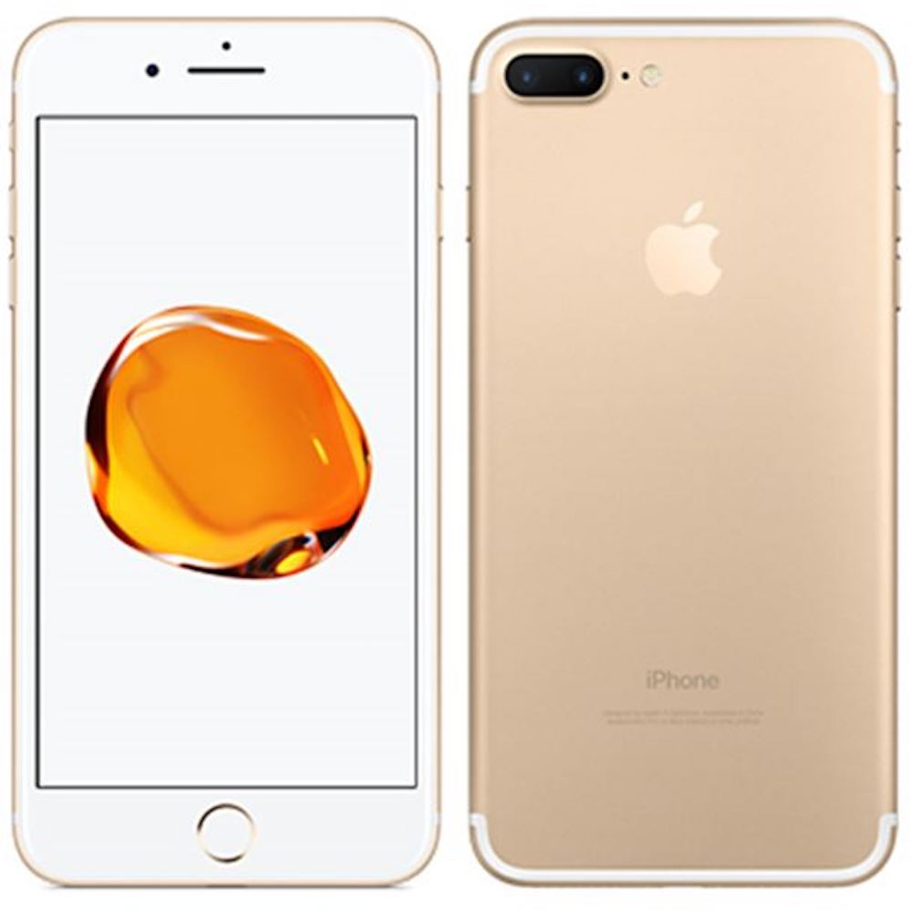 iPhone 7+ 256GB Gold Sprint/CDMA MN6C2LL/A (B)
