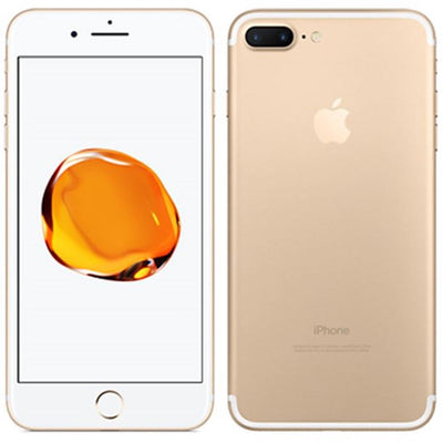 iPhone 7+ 128GB Gold Unlocked MN4A2LL/A (B)