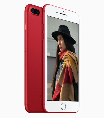 iPhone 7+ Red Special Edition 256GB Unlocked MPR52LL/A (A)