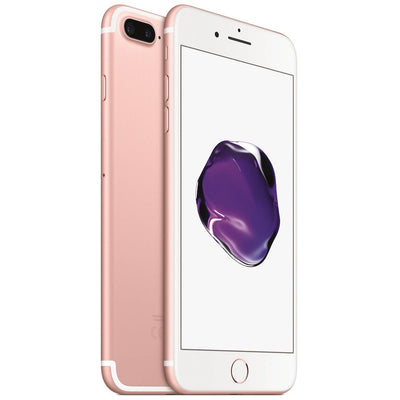 iPhone 7+ 128GB Rose Gold ATT MN562LL/A (B)