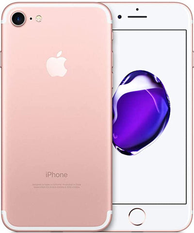 iPhone 7 128GB Rose Gold T-Mobile/GSM MNA42LL/A (A)