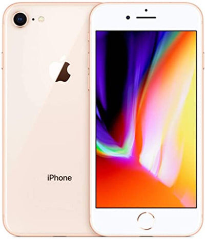 iPhone 8 256GB Gold Sprint/CDMA MQ832LL/A (B)
