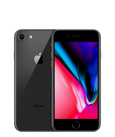 iPhone 8 64GB Space Gray ATT MQ6V2LL/A (B)