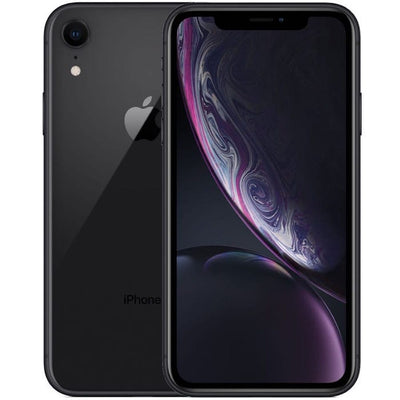 iPhone XR 128GB Black Unlocked MRYY2LL/A (A)