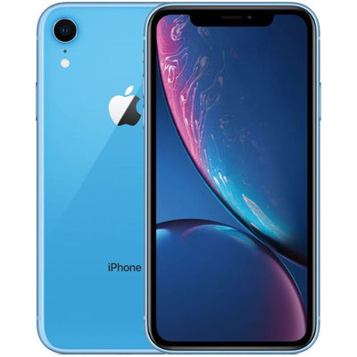 iPhone XR 128GB Royal Blue Unlocked MT092LL/A (B)