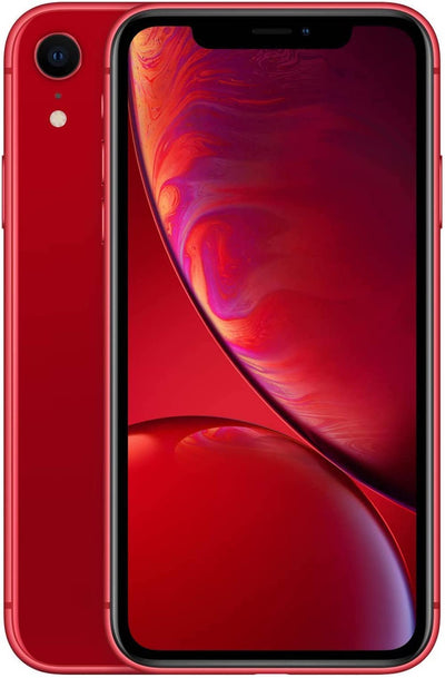 iPhone XR 64GB Red T-Mobile/GSM MT2G2LL/A (B)