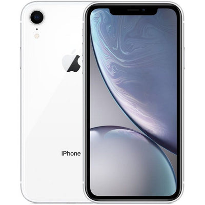 iPhone XR 128GB White Unlocked MT012LL/A (B)
