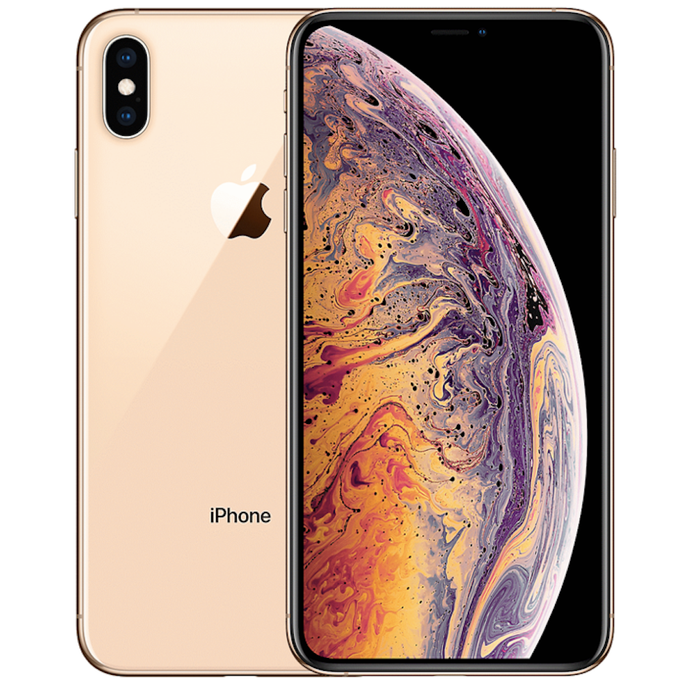 iPhone Xs Max 64GB Gold ATT MT5X2LL/A (B)