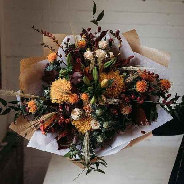 Three Months Of Flowers - Gift Bouquet