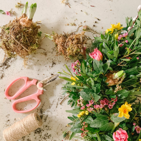 Spring Wreath Kit