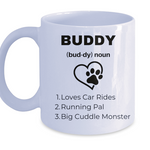 Define Your Pet Personalized Mug